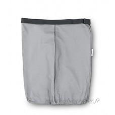 Brabantia Sac intérieur de rechange pour panier à linge  gris  35 l  Coton  gris  55 L - B00QGMB7DU