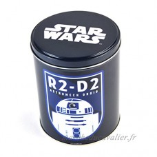 Star Wars Large Canister R2-D2 Icon Astromech Droid Tea Sugar Coffee Galactic - B01MZE34KY