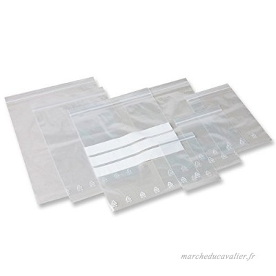 Sac Ziploc  40mm x 60mm  1000 pcs - B004UI80MI