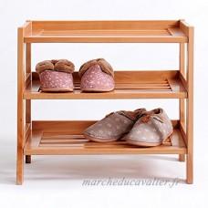 Y-Yang Porte-chaussures/Porte-chaussures en bois/Chaussures de rangement Rack/Moderne Minimaliste/Porte-étagère/Multi-fonctionnel Shoe Rack/Organisateur de stockage (3 couleurs) Étagère à Chaussures - B07DMV5SG3