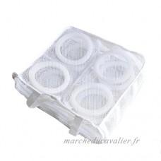 ABBY La nouvelle sac de chaussure de séchage Sacs utilisés pour laver les chaussures  Garde Chaussures et sacs de lavage machine à laver fixe - B06XKGPQXY