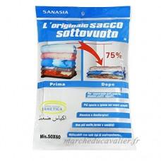 Gaddrt Nouvel économiseur d'espace économisant le stockage de vide sacs d'organisateur compressés sac (50x60cm) - B07B3W49LC